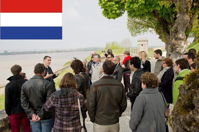Rondleiding in het Nederlands